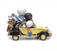 Doug Hyde - Love Overload (Sculpture)