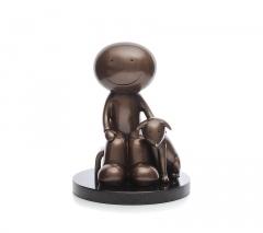 Doug Hyde - The Great Outdoors (Bronze Sculpture)