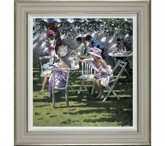 Sherree Valentine Daines - Champagne in the Shadows