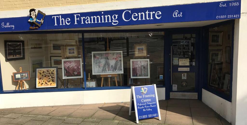 The Framing Centre, Fareham Hants